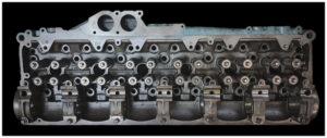 SW Diesel Power, Inc. | 60 Series Detroit Cylinder Head Inside