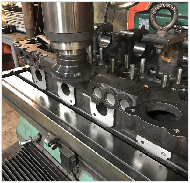 SW Diesel Power, Inc. | Machining