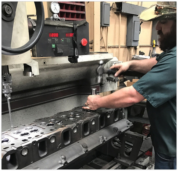 SW Diesel Power, Inc. | Seat Cutting